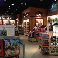 Photo taken at Disney store by Sheila H. on 8/23/2012