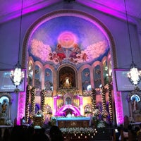 Photo taken at National Shrine of Our Lady of Lourdes by Rg M. on 2/11/2012