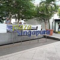 Photo taken at Plaza Singapura by Richard L. on 6/20/2012