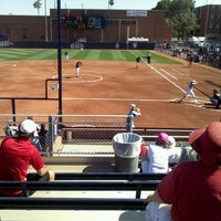 Photo taken at Rita Hillenbrand Memorial Stadium by Kim S. on 5/19/2012