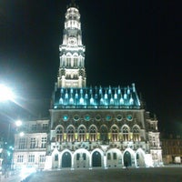 Photo taken at Beffroi d'Arras by Tuani S. on 2/4/2012
