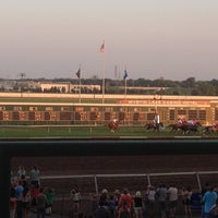 Photo taken at Canterbury Park by Jungle Red Salon and Spa on 8/25/2012