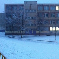 Photo taken at Школа № 110 by Николай Т. on 3/28/2012