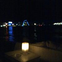 8/17/2012 tarihinde Ertan KILIÇziyaretçi tarafından Cafe del Mar'de çekilen fotoğraf