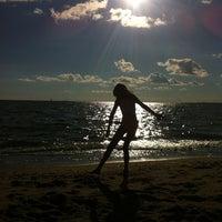 Photo taken at Hammonasset Beach State Park by Jennifer M. on 9/9/2012