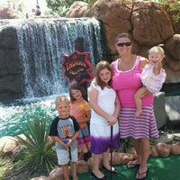 Photo taken at Lost Mountain Adventure Golf by Kevin F. on 8/7/2012