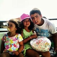 Photo taken at Ferry Boat Faro by João C. on 8/11/2012