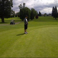 Photo taken at Colwood Golf Course by Timothy R. on 4/28/2012