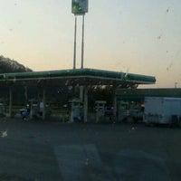 Photo taken at BP by Allen C. on 3/22/2012