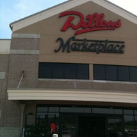 Photo taken at Dillons Marketplace by Michele W. on 5/23/2012