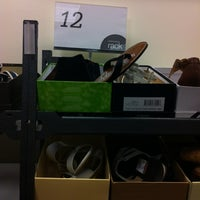 Photo taken at Nordstrom Rack Grand Plaza by Wendy G. on 3/24/2012