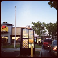 Photo taken at Taco Bell by Brian P. on 6/1/2012