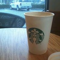 Photo taken at Starbucks by Zachariah B. on 9/13/2012