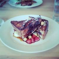 Photo taken at Fraiche Bakery & Cafe by Joe E. on 6/23/2012
