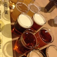 Photo taken at Faultline Brewing Company by 4sq B. on 8/5/2012