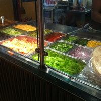 Photo taken at Burrito Boyz by Patrick T. on 6/9/2012