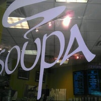 Photo taken at Soupa by Erich H. on 7/15/2012