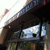 Photo taken at Blue Ridge Brewing Company by Aaron R. on 8/24/2012