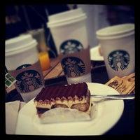 Photo taken at Starbucks by ♎️ on 8/24/2012