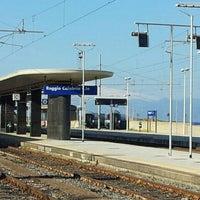 Photo taken at Stazione Reggio Calabria Centrale by Fabrizio B. on 3/16/2012