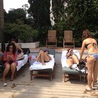 Foto tomada en Trias Hotel por Carmen el 9/8/2012