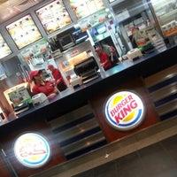 Photo taken at Burger King by FajerAldabbous 💛 on 9/1/2012