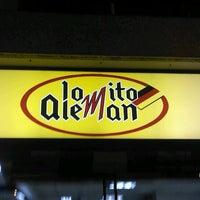 Photo taken at Lomito Aleman by Matias C. on 6/23/2012