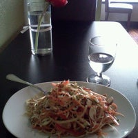 Photo taken at AmeRAWcan Bistro by Wade R. on 5/3/2012