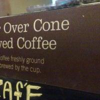 Photo taken at Starbucks Coffee by Ron on 3/20/2012