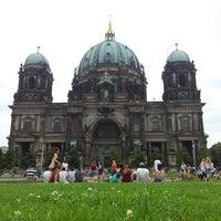 7/9/2012 tarihinde Gustavo V.ziyaretçi tarafından Lustgarten'de çekilen fotoğraf