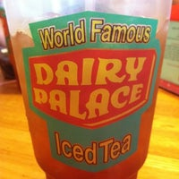 Photo taken at Dairy Palace by Chris L. on 7/27/2012