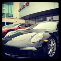 Herb Chambers Porsche of Boston