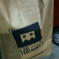Photo taken at Lab Fantasma by Fernando M. on 8/10/2012