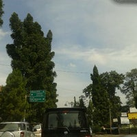 Photo taken at Jalan Ir. H. Djuanda by Ecy on 6/3/2012