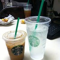 Photo taken at Starbucks by Ashleigh R. on 4/18/2012