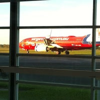 Photo taken at Mackay Airport (MKY) by Peter L. on 4/22/2012