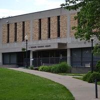 Photo taken at Iowa Wesleyan College Chadwick Library by Iowa Wesleyan College on 5/9/2012
