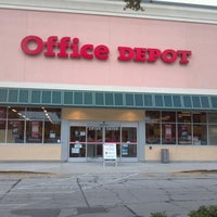 Photo taken at Office Depot by Bobby B. on 8/7/2012