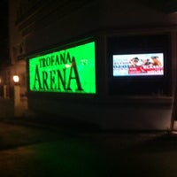 Das Foto wurde bei Trofana Arena von Yan P. am 3/3/2012 aufgenommen