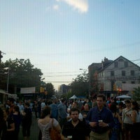 Photo taken at Liberties Walk by Brennan L. on 5/24/2012