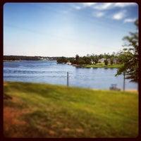 Photo taken at Sandy Beach by Jon H. on 8/25/2012