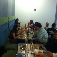 Photo taken at Sagehen Cafe by MissJax on 5/4/2012