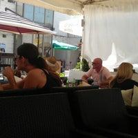 Photo taken at Caffe Bar Brasil by Tomislav G. on 7/19/2012