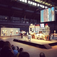 Photo taken at Park Avenue Armory by Jonathan V. on 6/16/2012