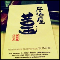 Photo taken at Sumire by Milush T. on 8/2/2012