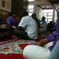 Photo taken at Masjidul Ibrahim by sinchy on 4/6/2012