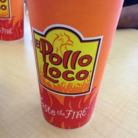 Photo taken at El Pollo Loco by Javier R. on 6/6/2012