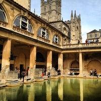 Foto tomada en The Roman Baths por Bryan H. el 8/26/2012