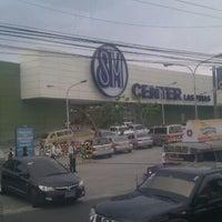 Photo taken at SM Center Las Piñas by Elmer John P. on 3/21/2012