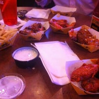 Photo taken at Buffalo Wild Wings by Karina R. on 3/7/2012
